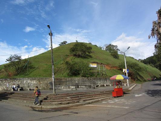 El Morro in seiner vollen Pracht.