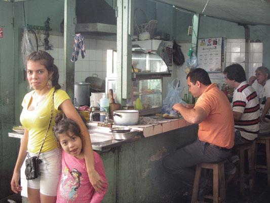 Restaurant auf dem  Mercado Municipal.