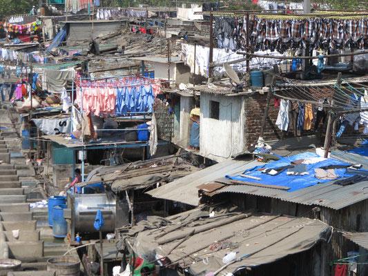 Mahalaxmi Dhobi Ghat.