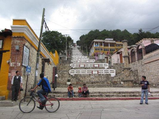 Cerro de San Cristobal.