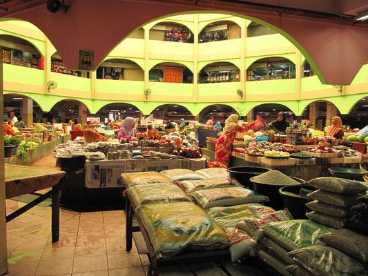 Im Zentralmarkt.