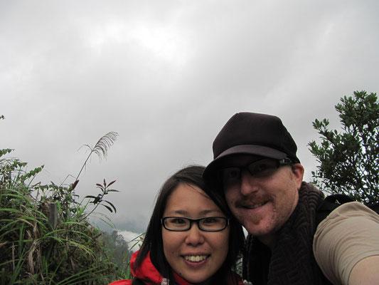 Wir. (Mt. Kinabalu)