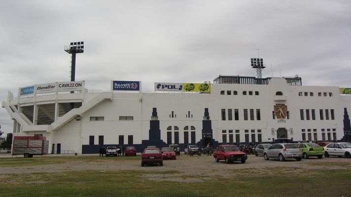 """Im """"La Boutique"""" (Talleres) werden nur selten Spiele ausgetragen, da Talleres meist im Estadio Córdoba spielt."""