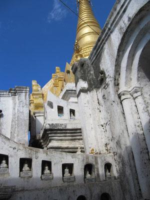 Die Shwe-Yan-Pyae-Pagode.