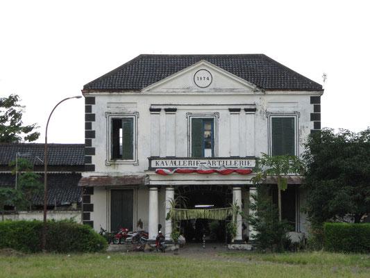 1874 erbaut, ein Relikt aus vergangenen Kolonialtagenagen. (neben dem Istana)