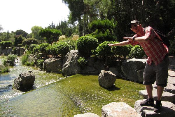 Kokoro No Niwa, einer der schnsten Japanischen Gärten Südamerikas.