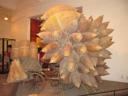 Ausstellung im Ethnologischen Museum.