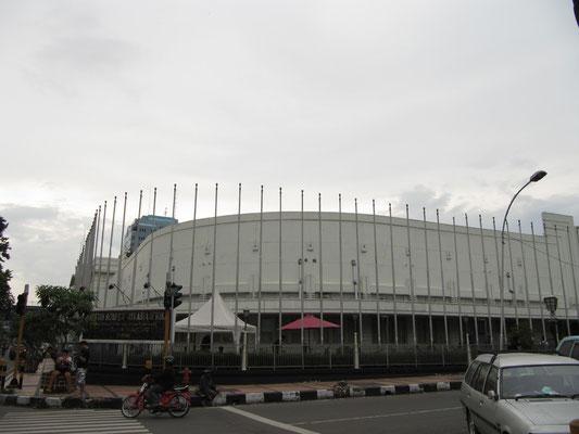 Das Asian-Africa-Museum war der tatsächlichen Ort der Konferenz.