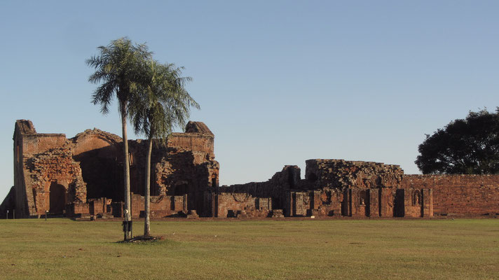 La Santísima Trinidad de Paraná.