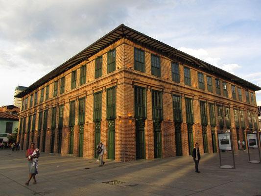 Alte Händlerhäuser wurden aufwendig renoviert.