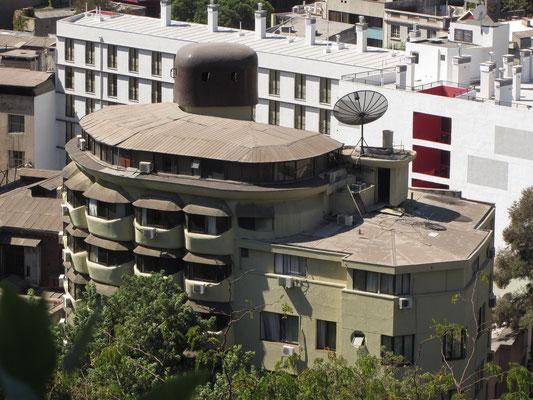 Urban Design aus den 70ern.