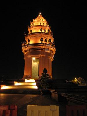 Das Independance Monument.