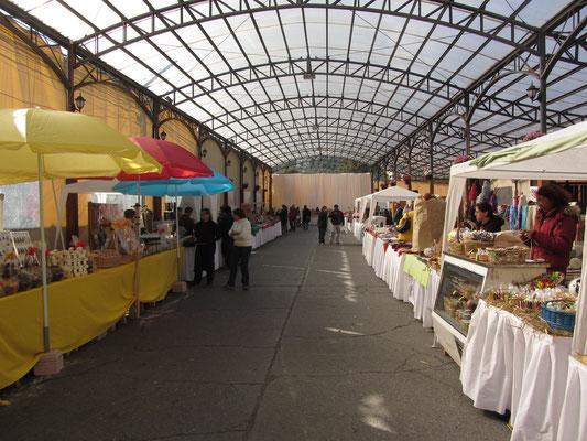 Bauernmarkt in Puerto Varas.