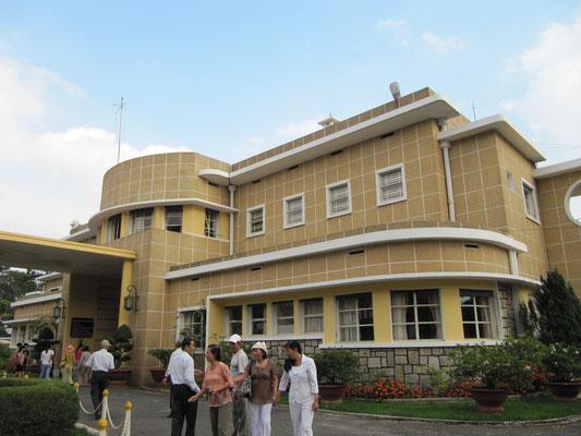 Bao Dais Sommerpalast im Art Deco-Stil.