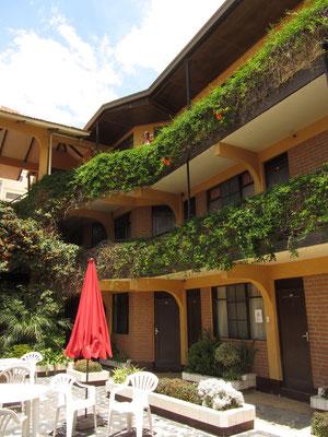 Unser Hotel.