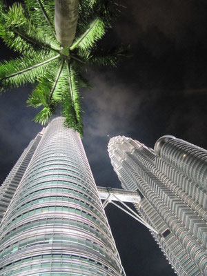 Die Petronas (Twin) Towers.