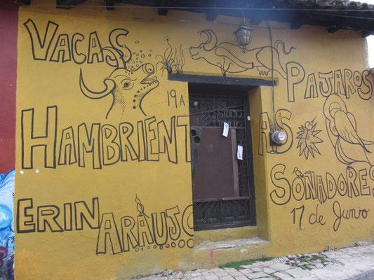 Typisch San Cristobal.