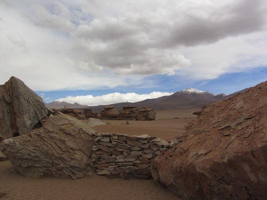Dali-Wüste.
