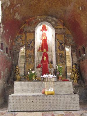 In der Shwe-Yan-Pyae-Pagode.