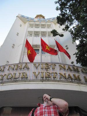 Das  berühmte Rex Hotel.