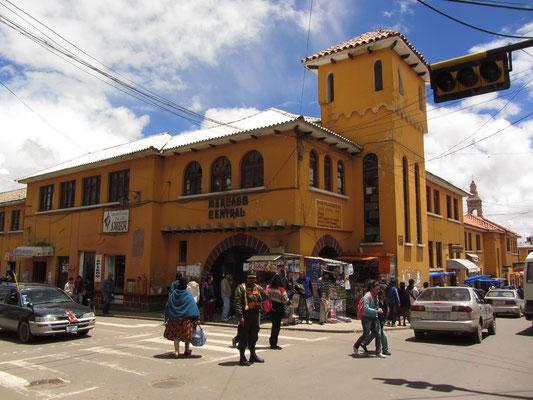 Der Mercado Central.