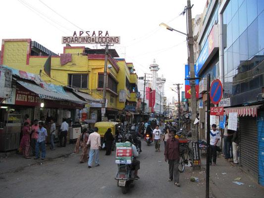 Bangalore ist eben immer noch Indien.