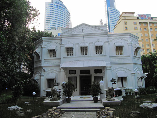 Loke Mansion.