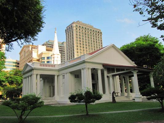 Die Armenische Kirche.