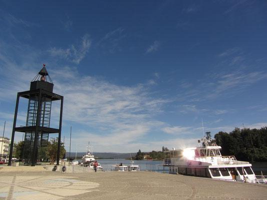 Am Rio Valdivia.