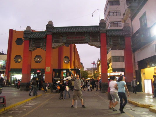 Welcome to Barrio Chino/China Town.