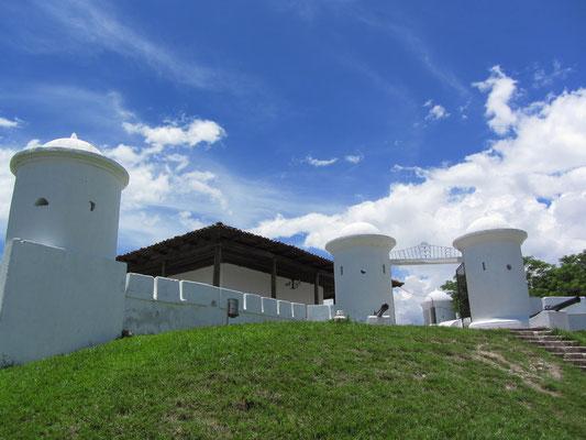 Das Castillo San Cristobal.