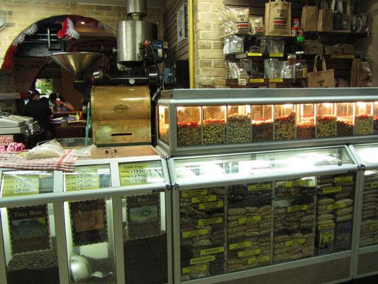 Unser Kaffeehaus. Fantastische Qualität zu niedrigem Preis.