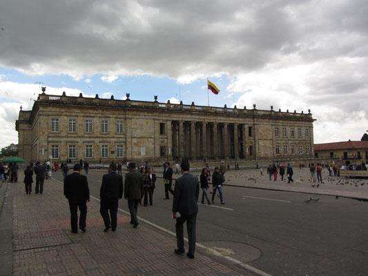 Das Capitolio Nacional.