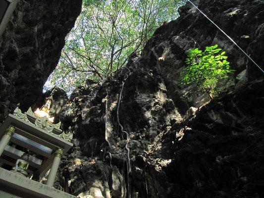 Fisch-Höhle. (Yankin Hill)