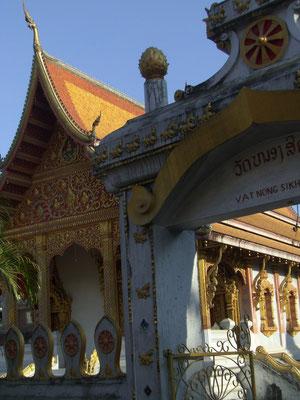 Ein weiterer Tempel.