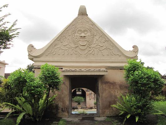 Das Taman Sari (Wasserschloß).