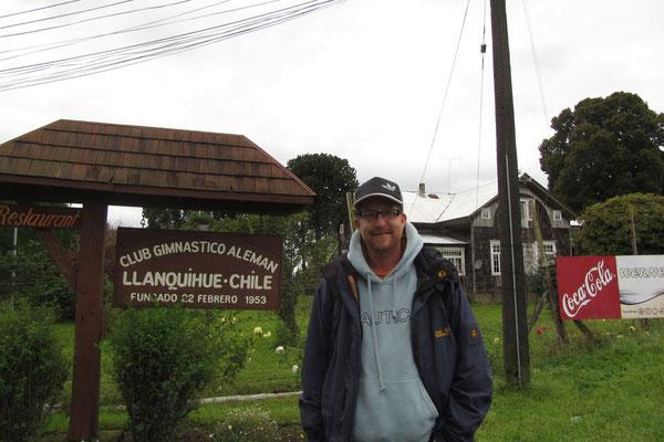 Der deutsche Sportclub in Llanquihue.