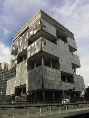 Moderne Architektur in der City.