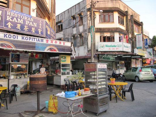 Auf der Jalan Kebun Sultan. (Chinatown)