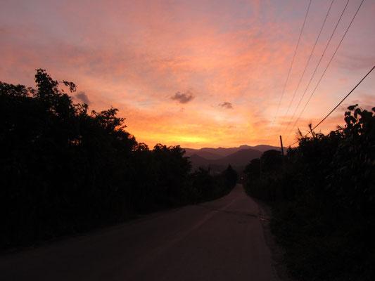 Auf dem Weg nach Vilcabamba.