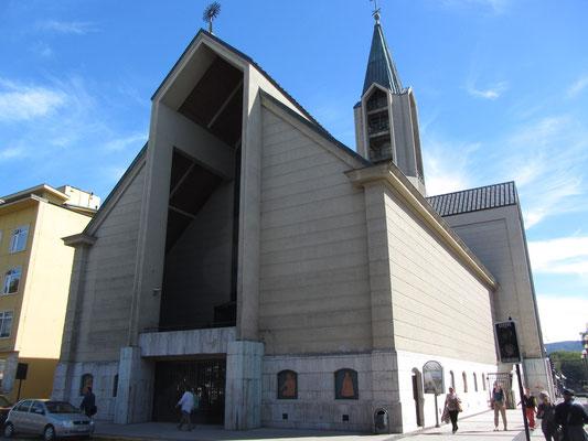 Oh mein Gott, was für eine hässliche Kathedrale.