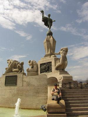 Sebastian. (Plaza de Armas)