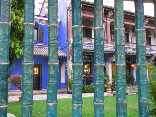 Cheong Fatt  Tze Mansion.