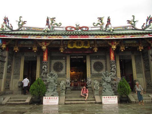 Der Kheng-Hock-Keong-Tempel.