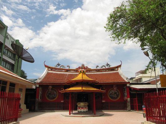 Jin-De-Yuan-Tempel in Glodok.