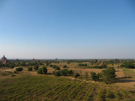 Blick von der Pya-Pha-Da-Pagode.