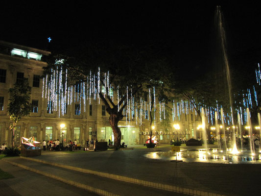 Campus. (University of Santo Tomas)