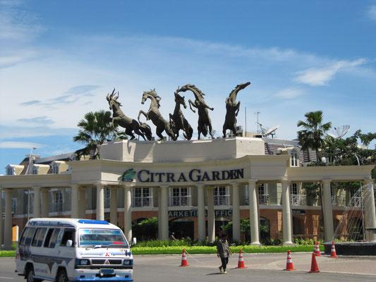 Citra Garden. Was auch immer das sein mag.