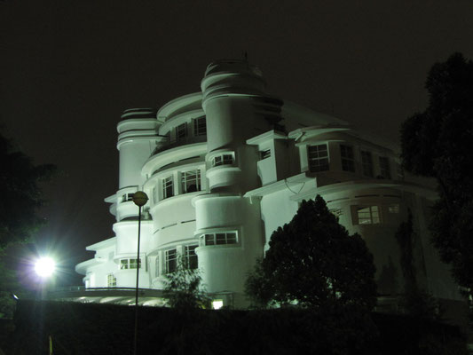 Villa Isola.