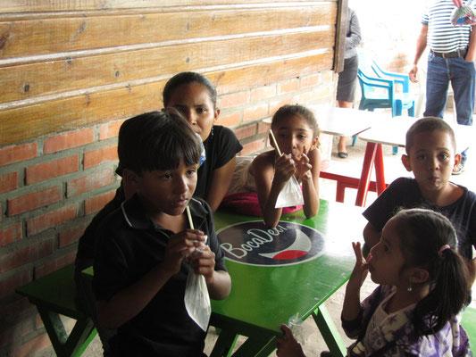 Kids. (Parque La Leona)